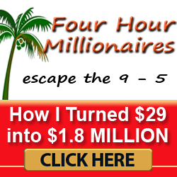 Four Hour Millionaires Review